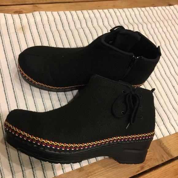 cf5fdc71af7c Dansko Shoes - Dansko wool booties ☀️